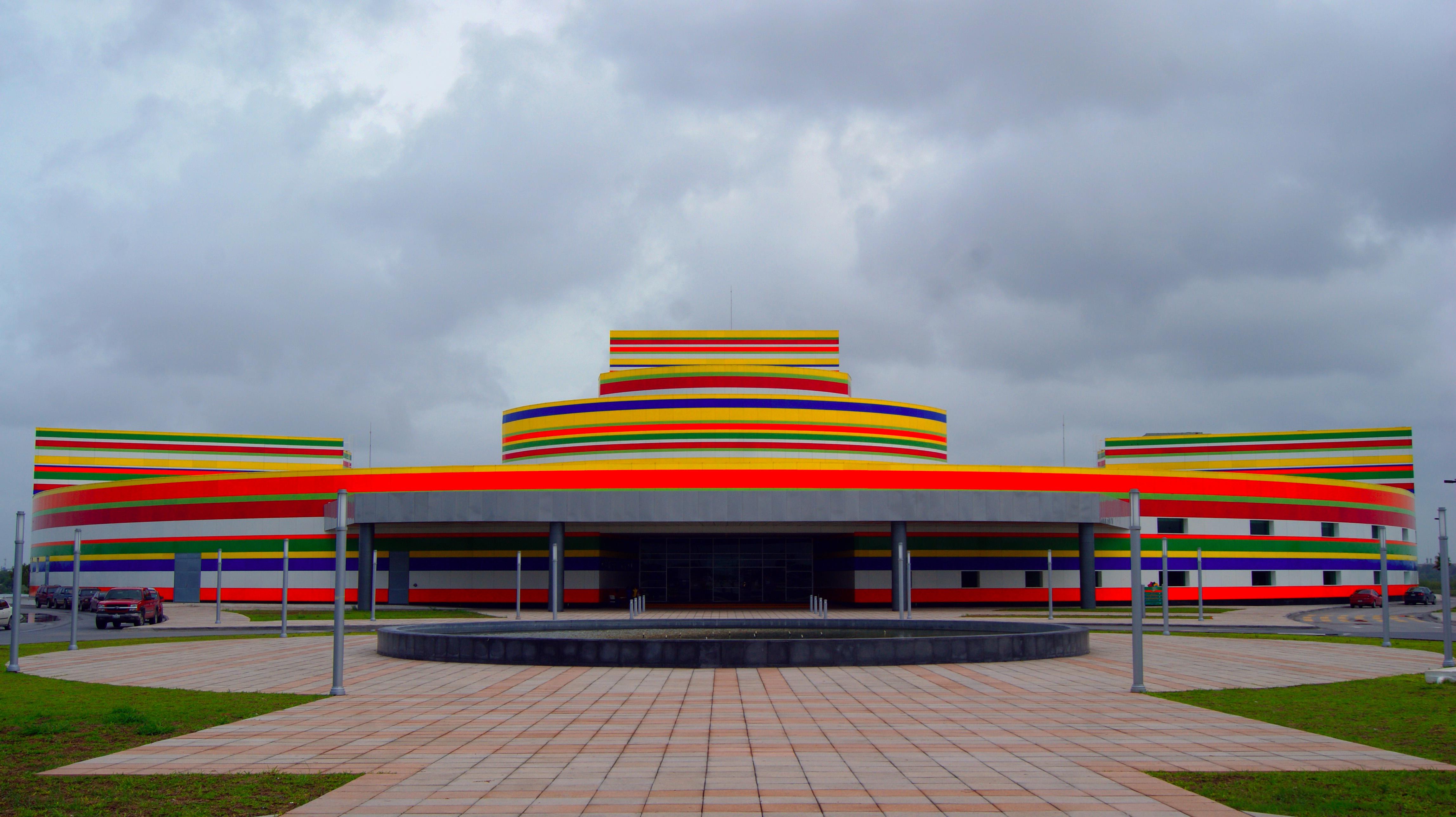 vista del Parque Cultural Reynosa